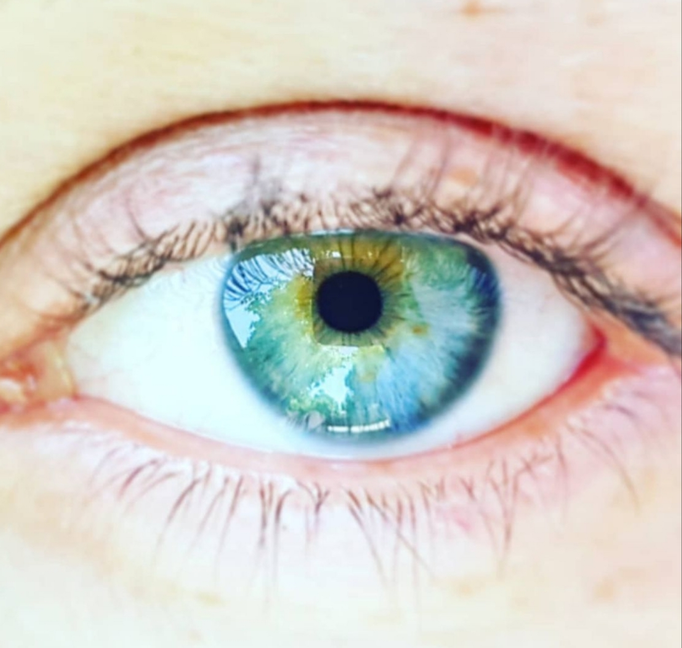 Augenmeditation