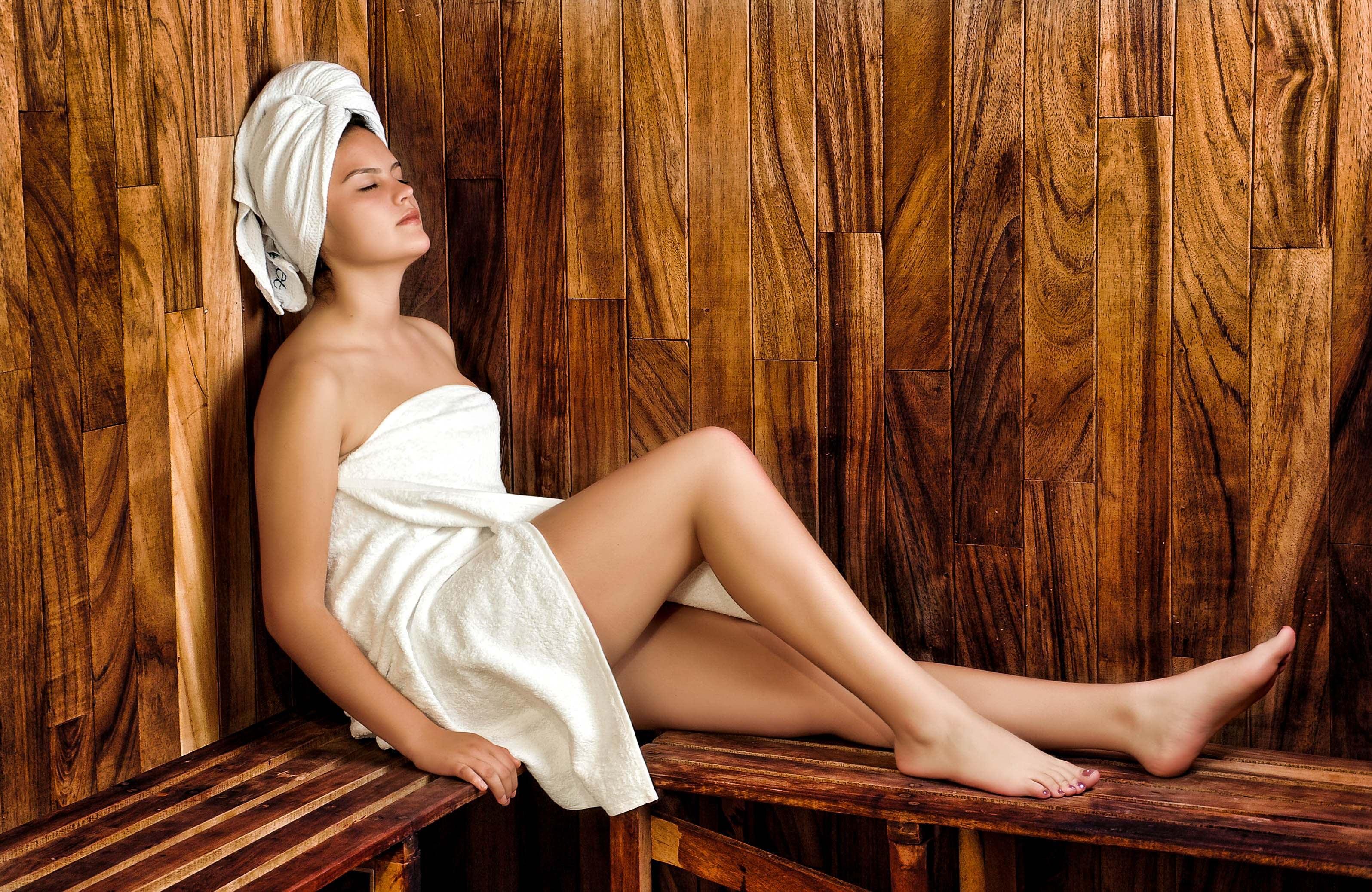 7 Gründe in die Sauna zu gehen