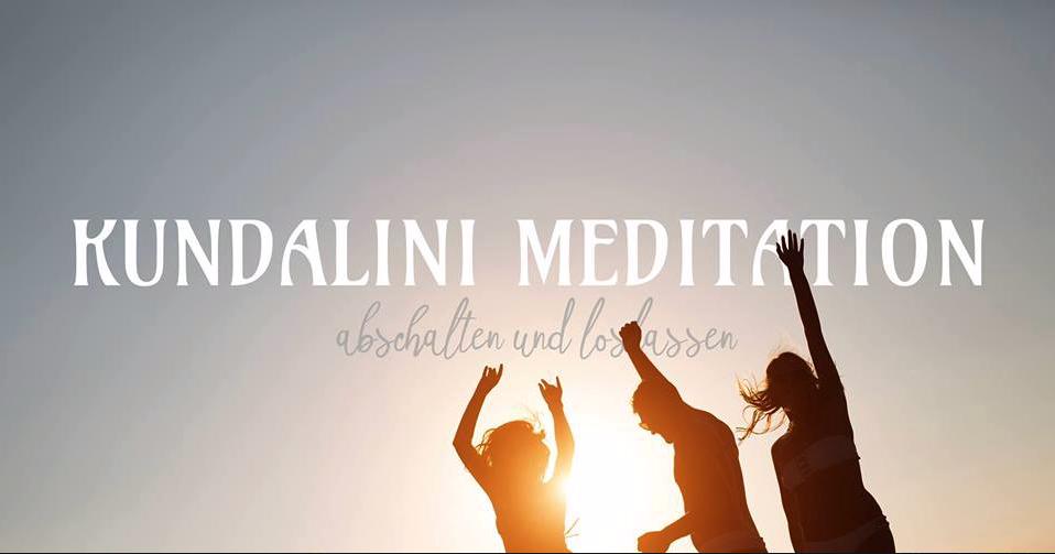 Wie du mit einer Kundalini Meditation deinen Stress loswirst