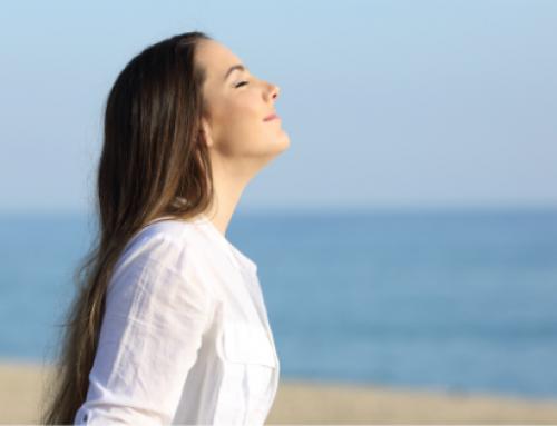 Intermittierendes Fasten mit der Atmung