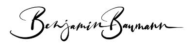Benjamin Baumann Logo